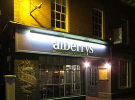 Alberrys Wine Bar and Bistro