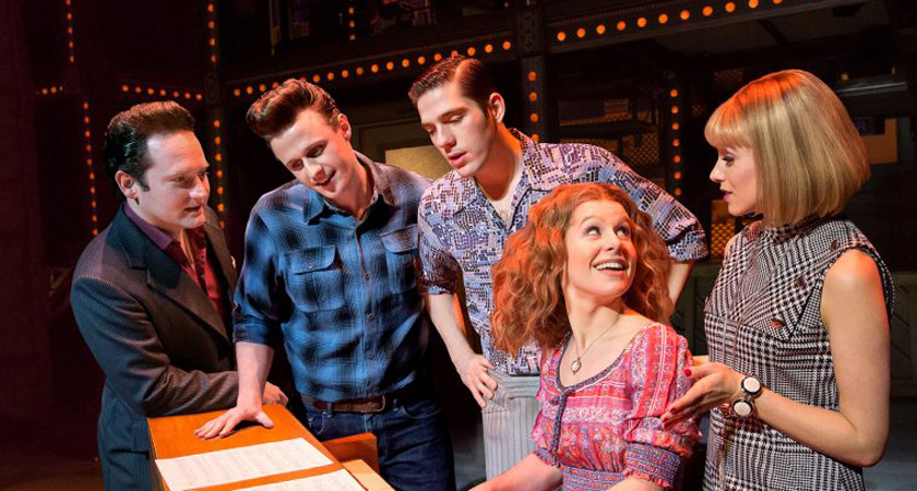 Picture from Carole King musical