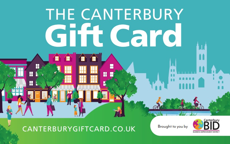 Canterbury Gift Card