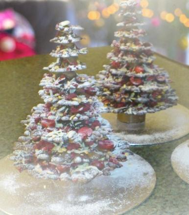 Christmas Chocolate Workshop