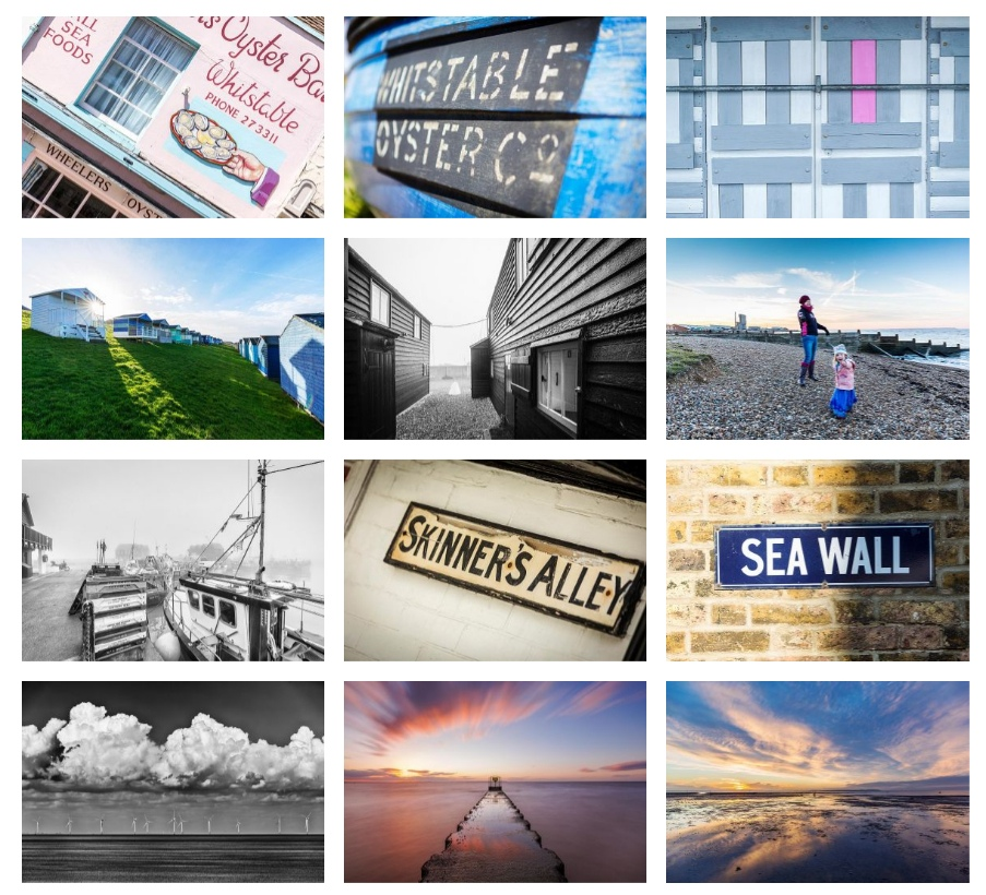 Guided Whitstable Photo Tour