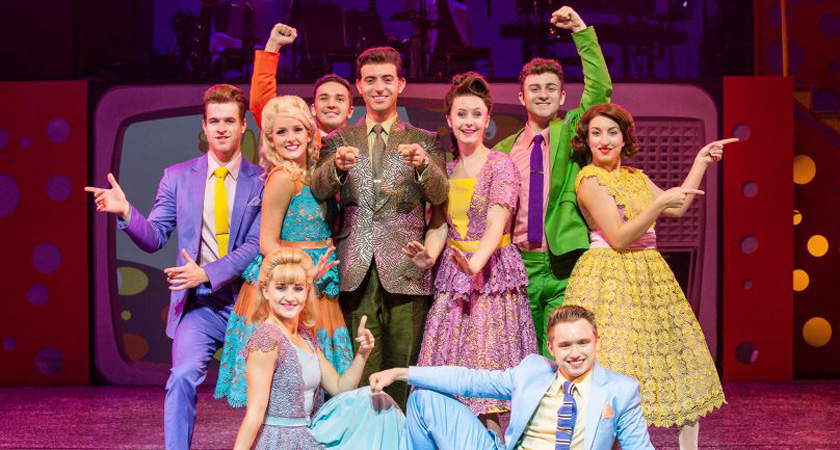 Picture of Hairspray musical
