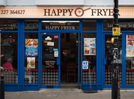 Happy Fryer Café