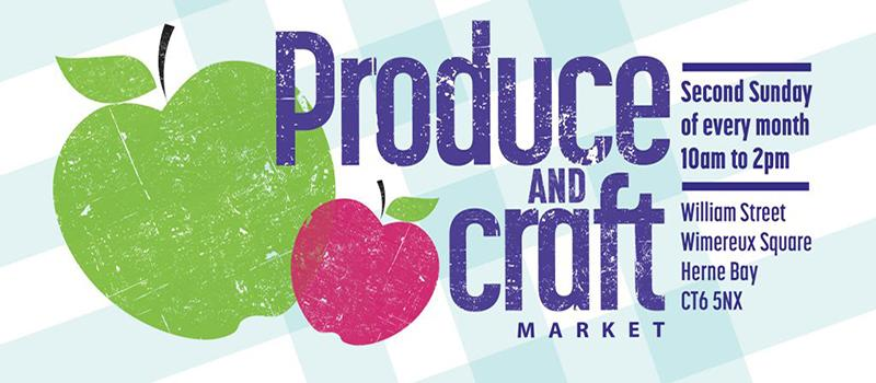 Herne Bay produce and craft market