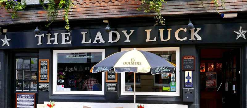 The Lady Luck pub