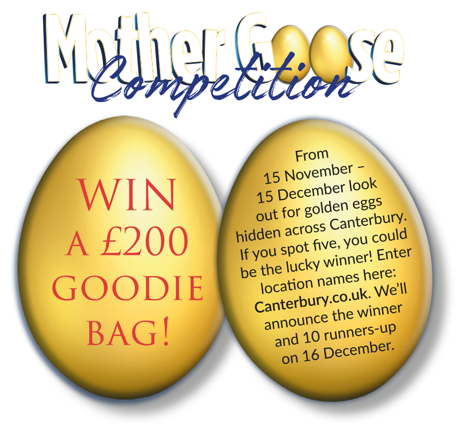 Mother Goose's Golden Egg Competition