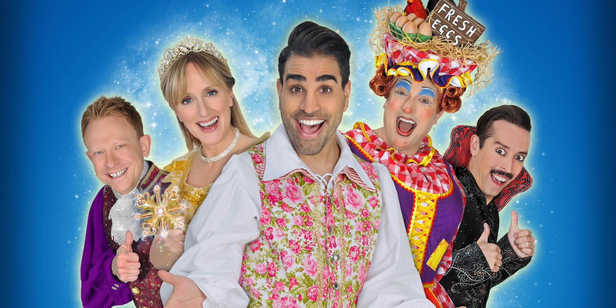 Mother Goose - the mother of all pantomimes!