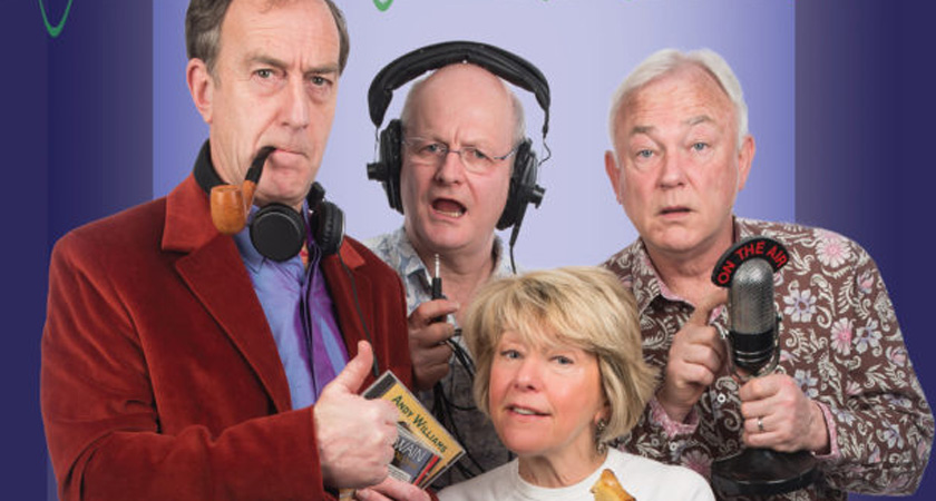 Picture of Radio Active cast