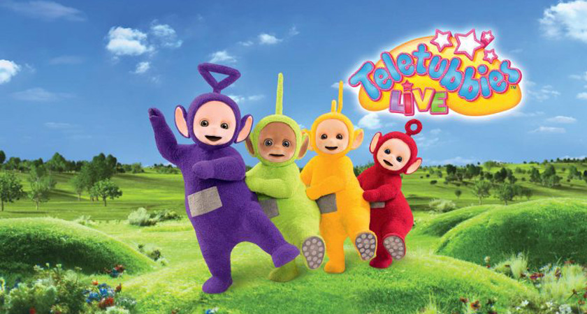 Picture of Teletubbies