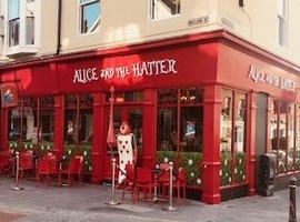Alice and the Hatter (Herne Bay)