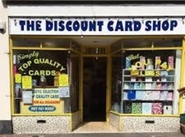 The Discount Card Shop