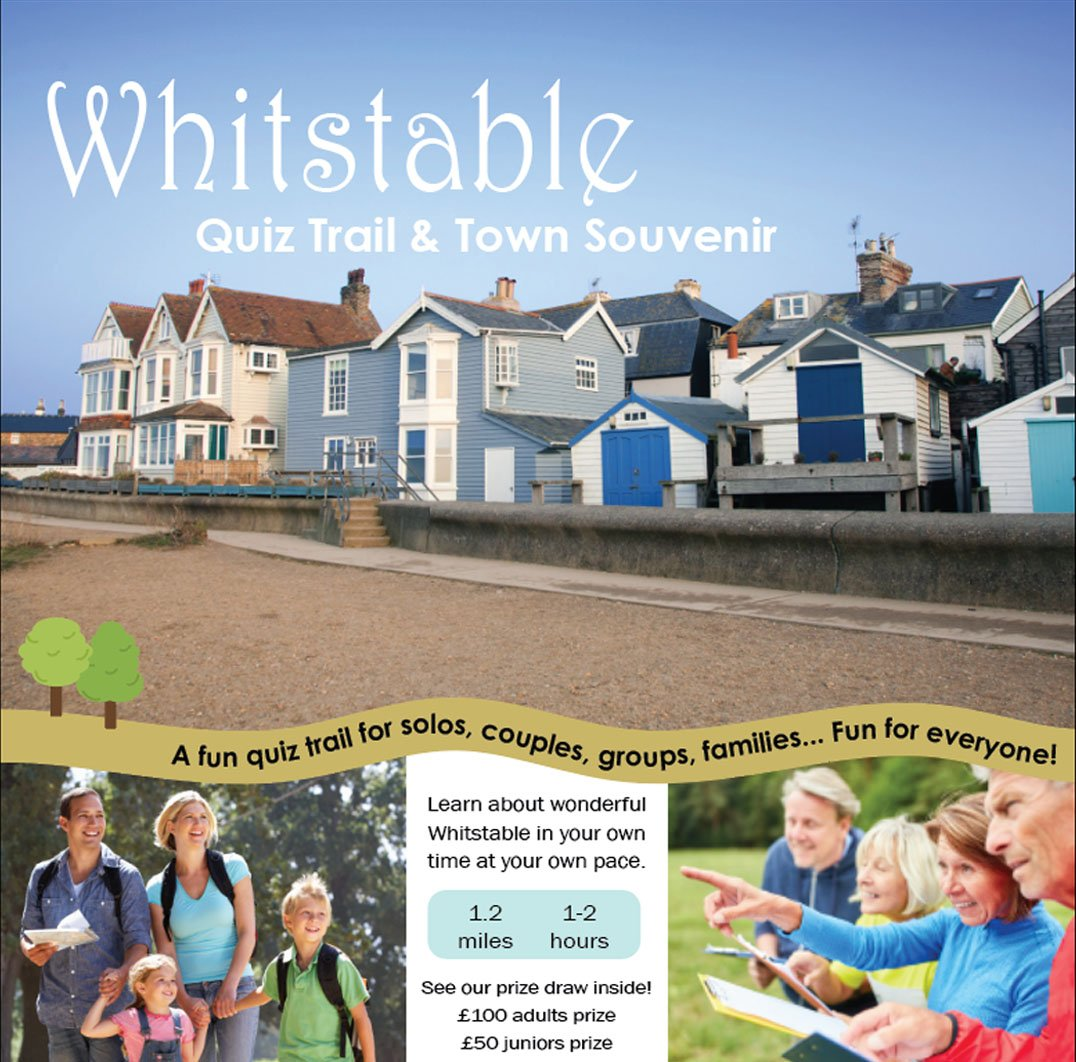Quiz Trails - Whitstable