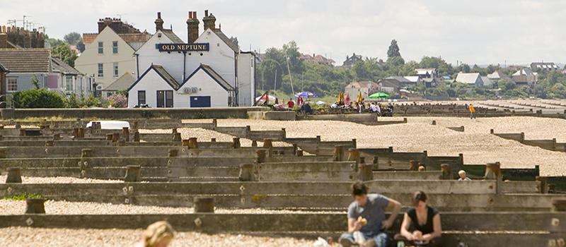 Whitstable West Beach