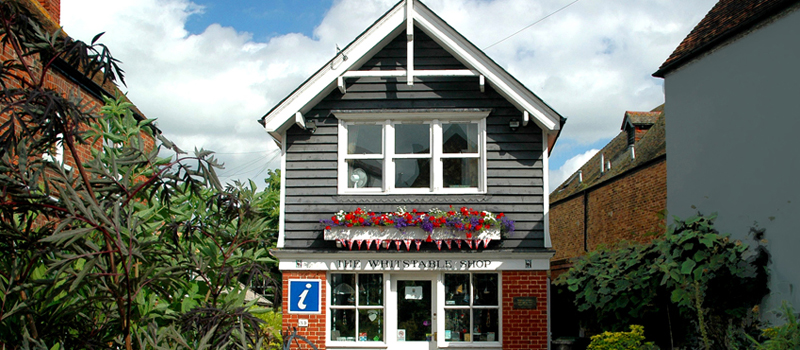 The Whitstable Shop and Visitor Information Centre
