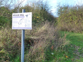 Wraik Hill and Foxes Cross Nature Reserve