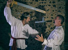 This Turbulent Priest - Bad Husky Productions – Canterbury's Resident Heritage Theatre Company