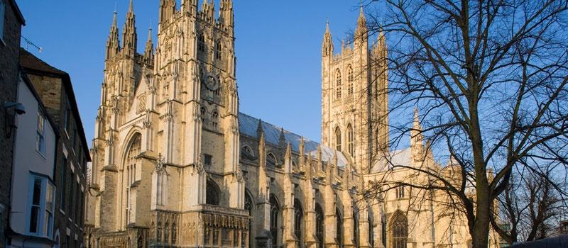Cathedral to Coast Cycle Ride - Canterbury to Dover