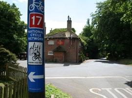 Pilgrims Cycle Trail