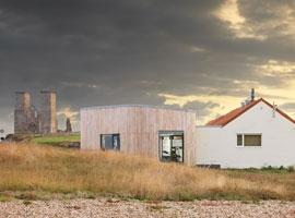 Reculver Country Park and Towers