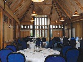 Kentish Barn room at Canterbury Cathedral Lodge