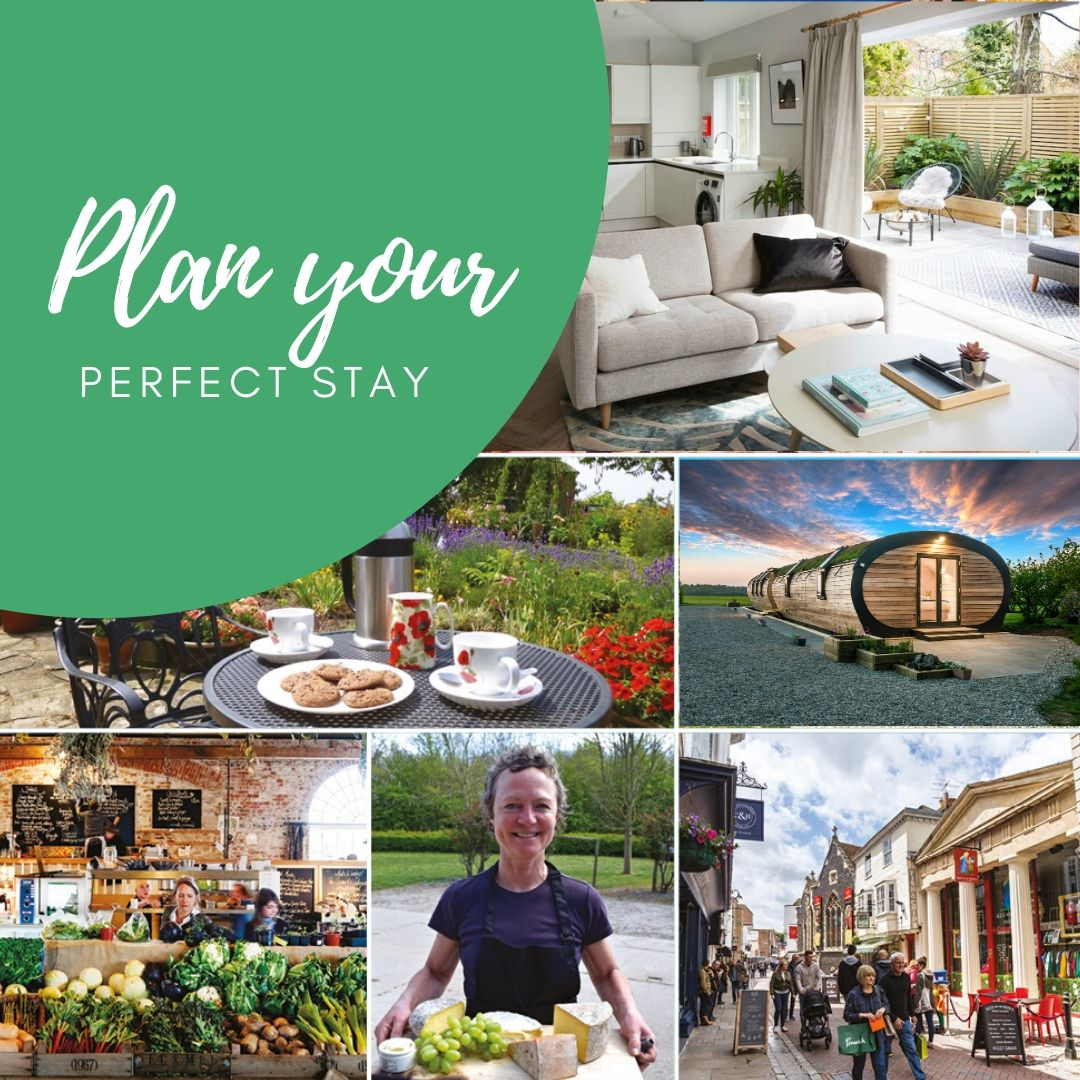 Visitor Guide element perfect stay green